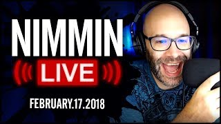 Subscriber Hangout and YouTube Q&A | Nimmin Live