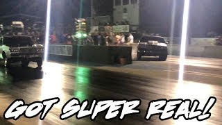 big rivalry nitrous gbody grudge race and it got real 2 chainz vs mr 10k at reign of fire
