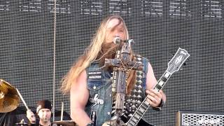 Black Label Society - Godspeed Hell Bound - Live 7-14-13