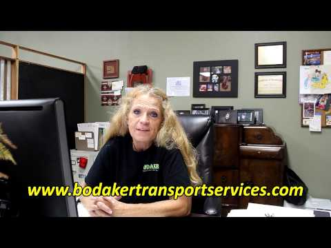 Featured Sponsor Bodaker Transport Services