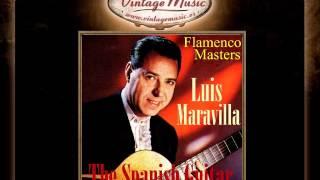 LUIS MARAVILLA CD Spanish Guitar / Spain Guitar Baile Flamenco Guitarra Gypsy. Bulerías al Golpe