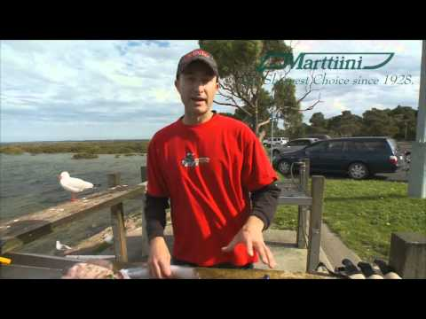 Rapala Tip of the Week - How to Clean Calamari