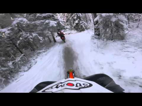 KTM exc 300 model 2016, Enduro in Finland part 1 (Espoon moottorikerho, Ämmässuo)