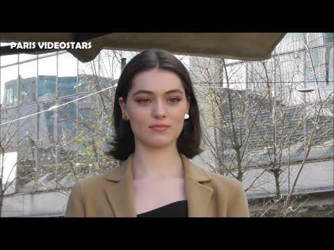 Anamaria Vartolomei Height