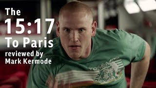 The 15:17 To Paris reviewed by Mark Kermode