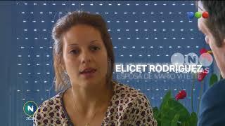 Habla la esposa del ladrón del siglo - Telefe Noticias