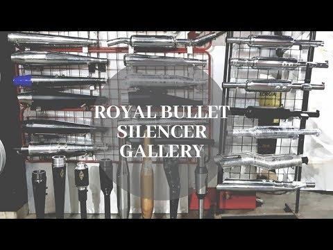 Best Silencer For Royal Enfield - Royal Bullet