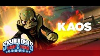 """Official Skylanders Trap Team: """"Meet the Villains: KAOS"""" Trailer l Skylanders Trap Team l Skylanders"""