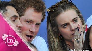 Prinz Harry: Neuer Job für  Ex-Freundin Cressida Bonas!
