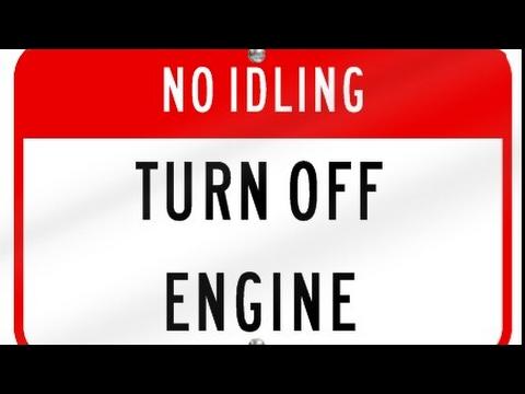 Trucks | Idling is bad
