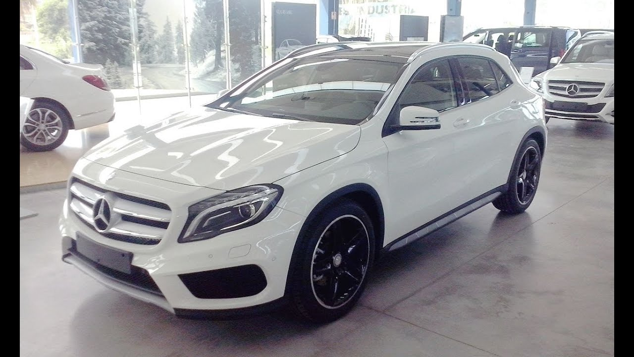 mercedes benz gla 220 cdi 4 matic amg rmbmmercedeskm0 youtube. Black Bedroom Furniture Sets. Home Design Ideas