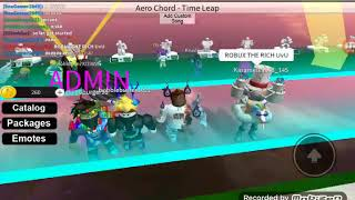 Thanks subscribers for joining me on ROBLOX