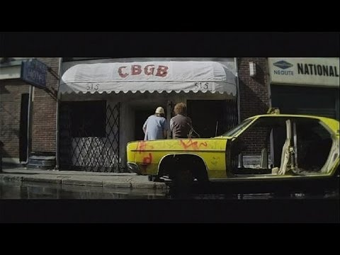 Early days of Blondie, Ramones and The Police recalled in CBGB rockumentary - cinema