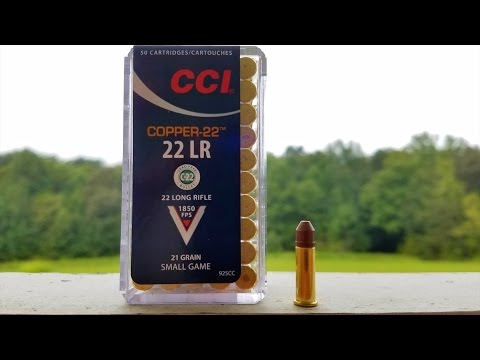 CCI COPPER 22 REVIEW