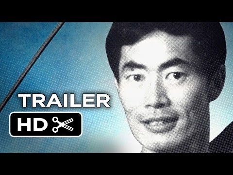 To Be Takei Official Trailer 1 (2014) - George Takei Documentary HD