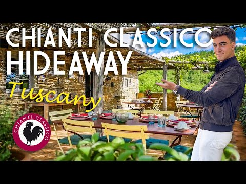 CHIANTI COUNTRY HOTEL FOR SALE IN TUSCANY, TOP SUPERTUSCAN WINE, IGT VINEYARD, SIENA FLORENCE