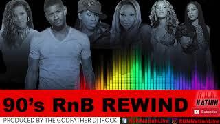 90's RnB Rewind feat Usher, Janet Jackson, Destiny's Child, Mary J Blige, Missy Elliott & more...