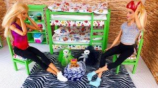 Как БАРБИ собак искали. Видео про куклы. Игрушки для девочек