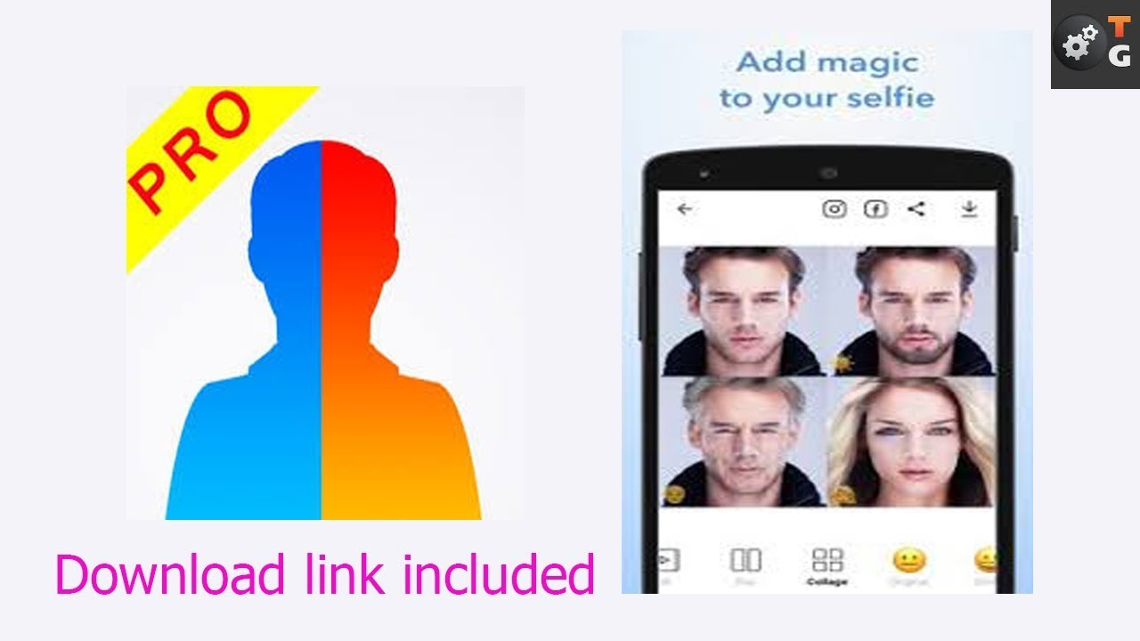 FaceApp Pro Version apk free [Download link]
