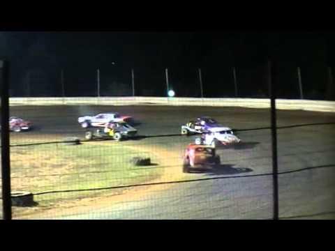 Janet Hauck, Joe Hauck, Jason Walls, Cliffy Hensley @ Doe Run Raceway