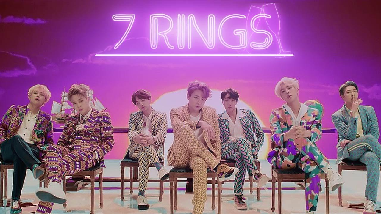 Download BTS; 7 rings