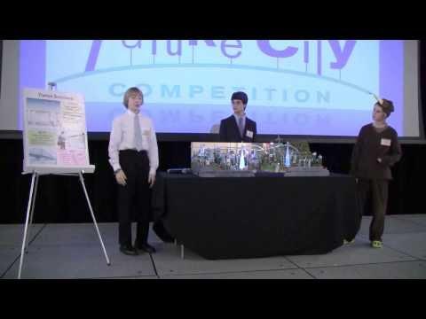 Future City Competition - NJ Regional 2014 - 1st Place Team Presentation