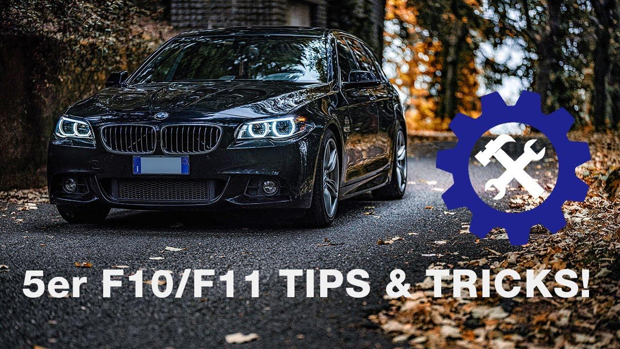 BMW F10 520d 2015 model