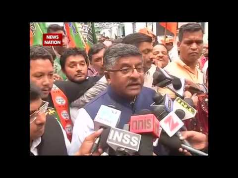 Assembly elections results 2017: Ravi Shankar Prasad speaks on BJP absolute majority win in UP