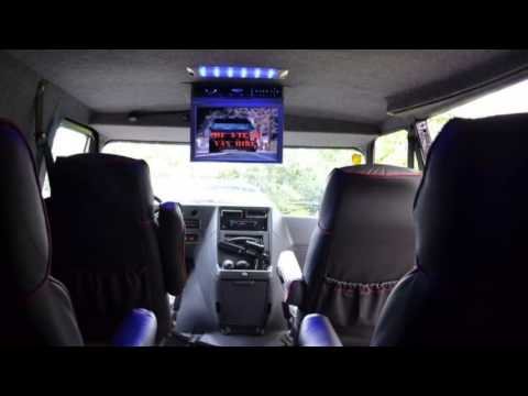 The A Team Van Interior Wwwateamvanhirecouk YouTube