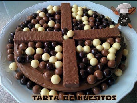 Tarta De Huesitos Como Hacer La Tarta Mas Facil Del Mundo