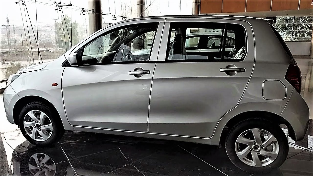 2018 Suzuki Cultus Celerio Automatic 1 0 Exterior And Interior