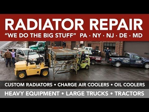 Radiator Repair | Stroudsburg and Poconos PA | Cicioni Radiator