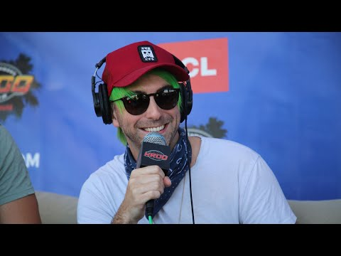 Alex Gaskarth & Jack Barakat Discuss All Time Low & Side Projects