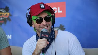 All Time Low Crashes the KROQ Coachella House