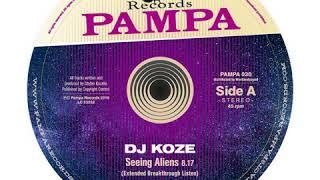 Dj Koze - Seeing Aliens (Pampa030) thumbnail