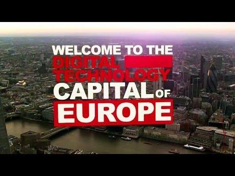 London: World Capital Of Digital Technology