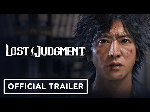 Lost Judgment - Official Release Date Trailer