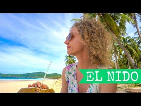 El Nido | Palawan | 🇵🇭 Philippines 2017 - also featuring Tapik Beach Sibaltan