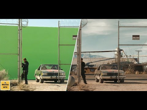 El Camino: A Breaking Bad Movie - VFX Breakdown By Rodeo FX