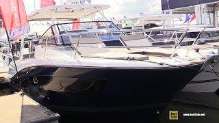 2020 Jeanneau Leader 10.5 Motor Boat - Walkaround Tour - 2019 Fort Lauderdale Boat Show