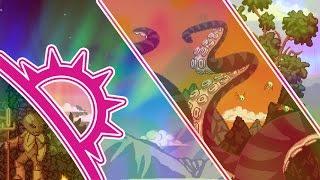 Starbound - Beta v. Upbeat Giraffe - Episode 11 (Plutonium Moon)
