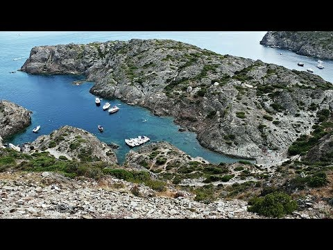 Places to see in ( Girona - Spain ) Cap de Creus National Park