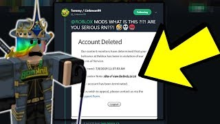 Why Linkmon99 was TERMINATED from Roblox..