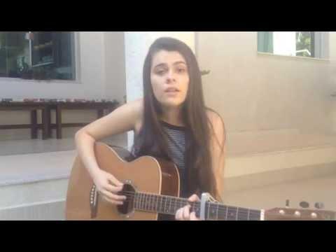 Beirut - Elephant Gun (Arianne Ruas Acoustic Cover)