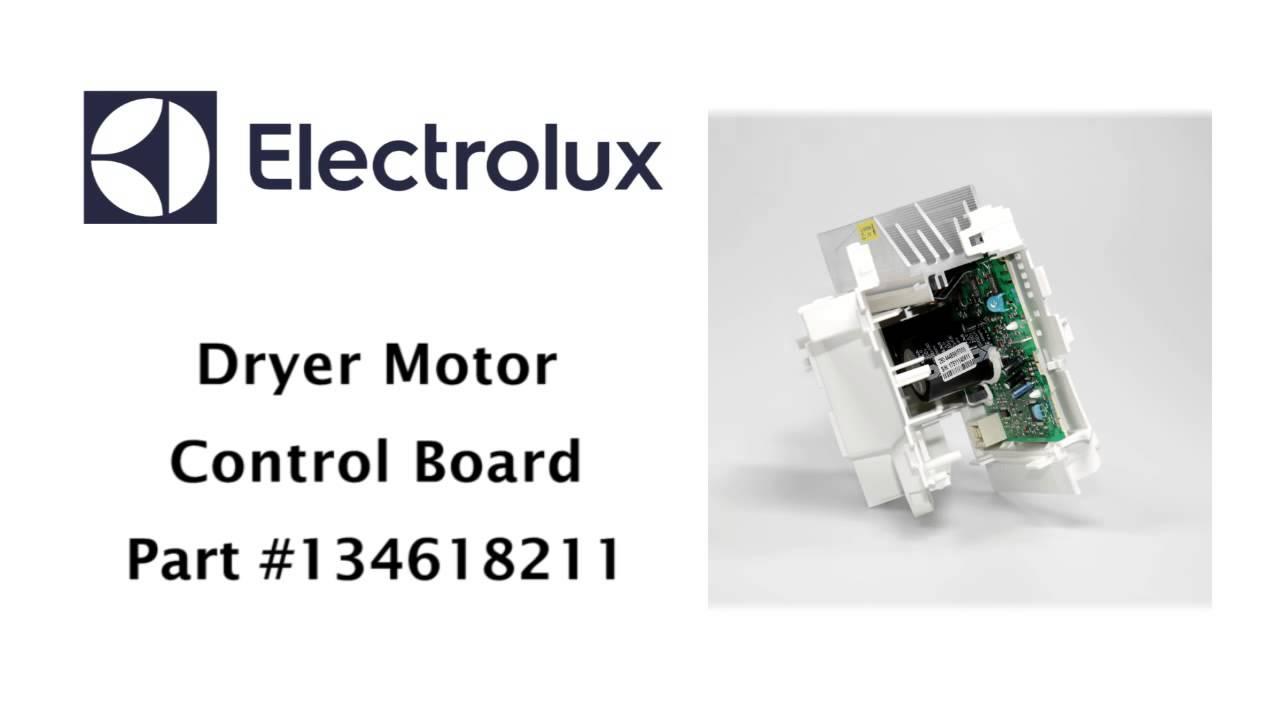 Electrolux Dryer Motor Control Board Part Number