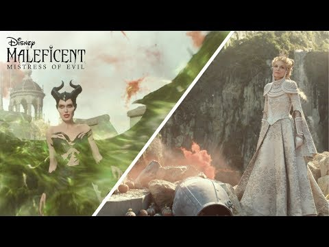 "Disney's Maleficent: Mistress of Evil | ""There can only be one"""