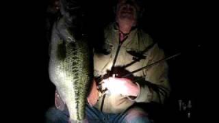Monster Utah Spring Bass -  April Pre-Spawn 8 lber