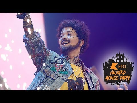 Rita Ora - Let You Love Me (Live At The KISS Haunted House Party 2018)