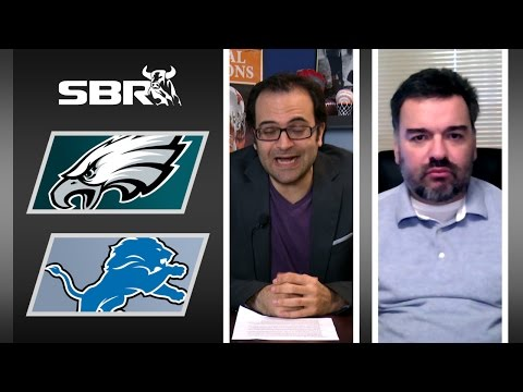 NFL Thanksgiving Preview & Free Pick: Eagles vs Lions