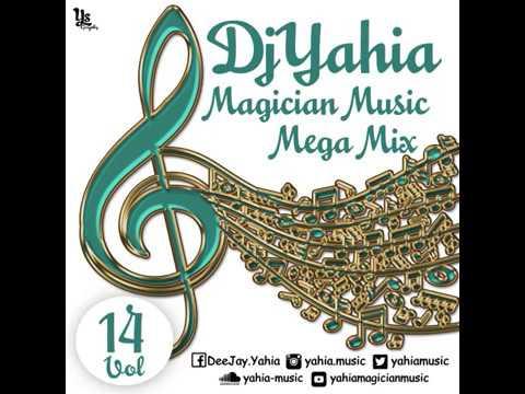 ساحر المزيكا ميجا ميكس 14 DJ Yahia Magician Music Mega Mix Vol 14 English Arabic Mashup 2018